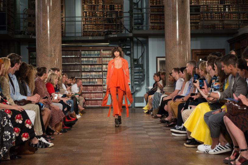 New York Fashion Week SS 2017